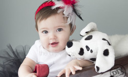 Costume for baby - Cruella de Ville