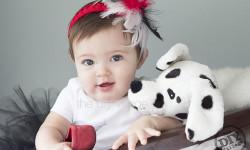 Costume for baby - Cruella de Ville