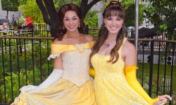 Belle Halloween Dress