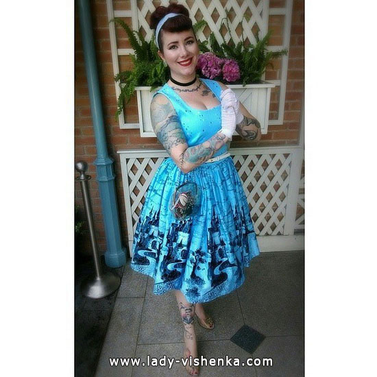 1. Disney Costumes for adults - Cinderella