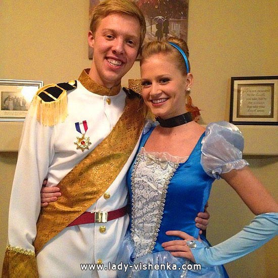 11. Disney Costumes for adults - Cinderella