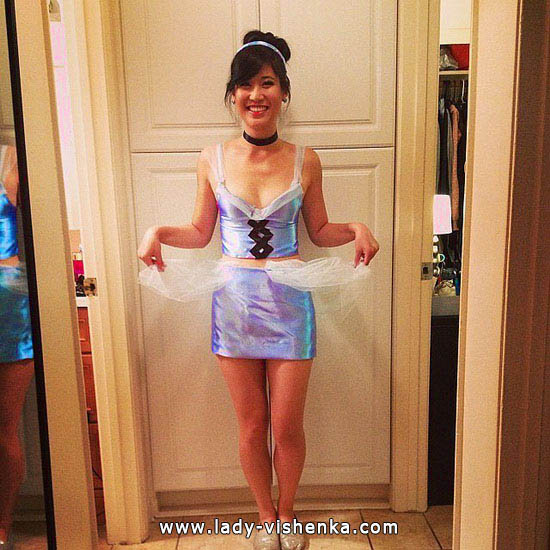 2. Disney Costumes for adults - Cinderella