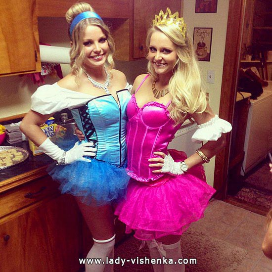 5. Disney Costumes for adults - Cinderella