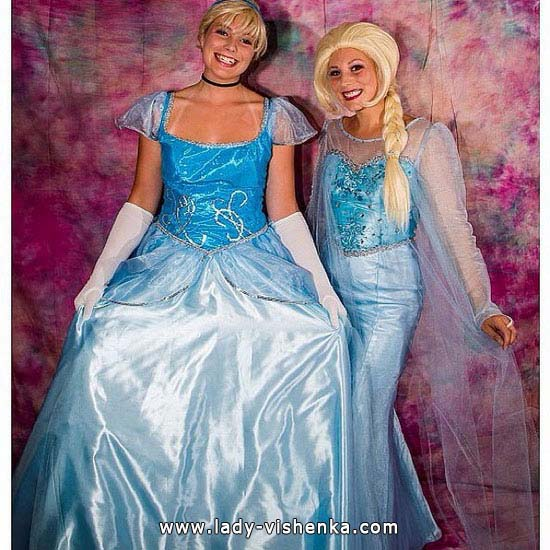 6. Disney Costumes for adults - Cinderella