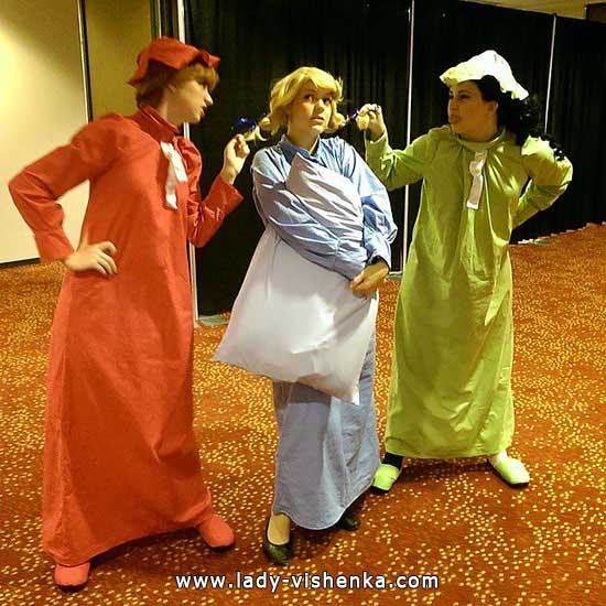 7. Disney Costumes for adults - Cinderella