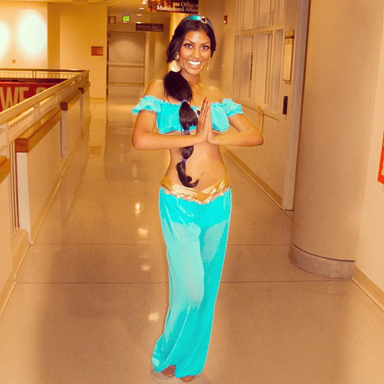 Jasmine Costume - Disney Princess