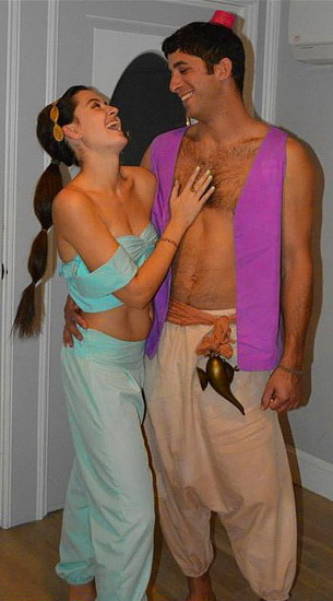 Princess Halloween Costumes - Jasmine