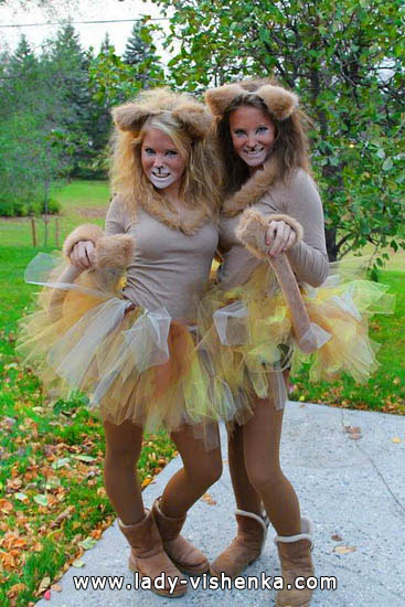 15. Cat costume for adults