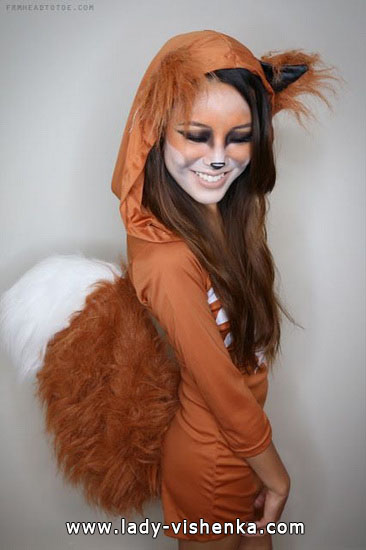 3. Cat costume for adults