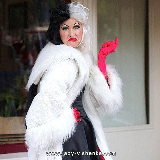 Devil costume - women's