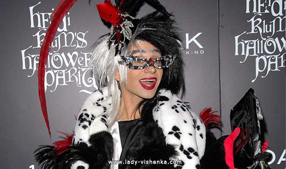 Cruella Halloween costume