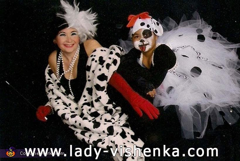 Cruella Halloween costume ideas