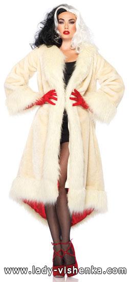 Cruella Deville coat