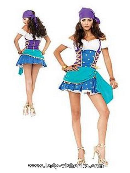 Women's Esmeralda Costume