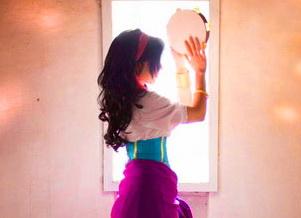 Esmeralda Halloween Costume