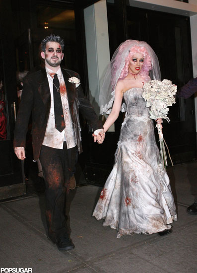 11. Celebrity Halloween costume