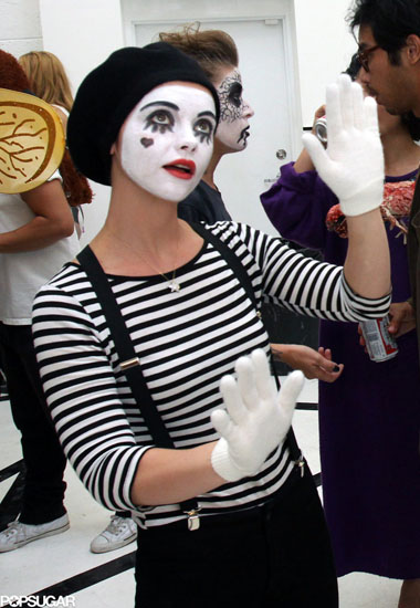 12. Celebrity Halloween costume