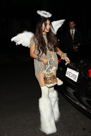 16. Celebrity Halloween costume
