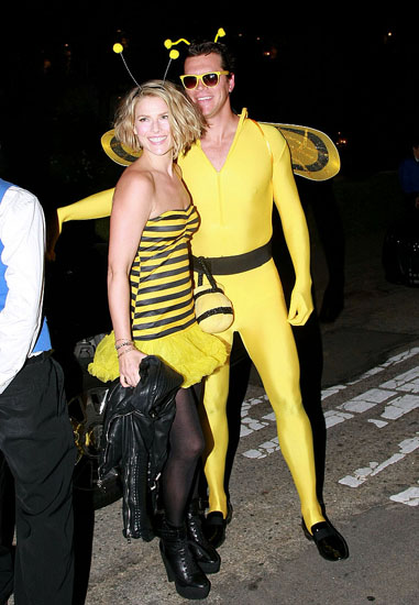 27. Celebrity Halloween costume