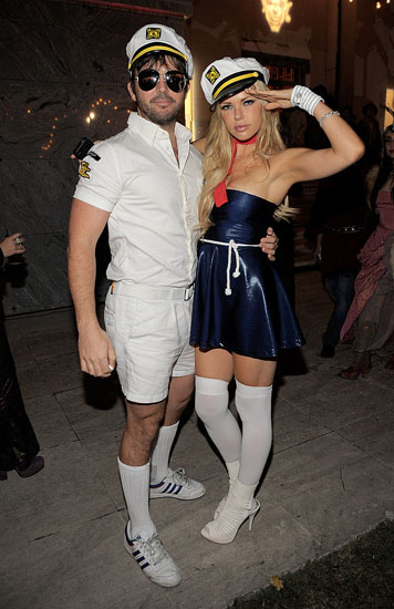 34. Celebrity Halloween costume