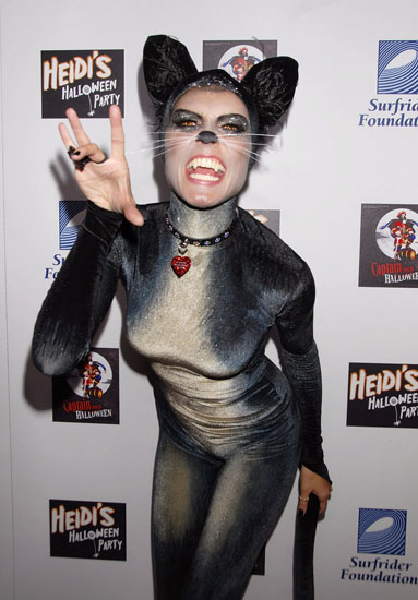 39. Celebrity Halloween costume
