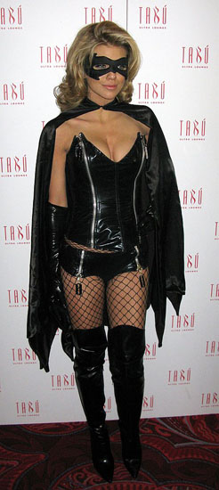 42. Celebrity Halloween costume