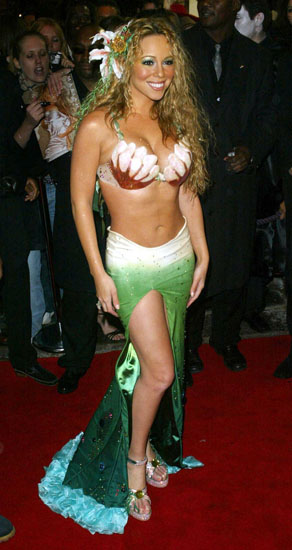 51. Celebrity Halloween costume