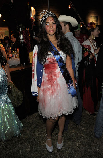 61. Celebrity Halloween costume