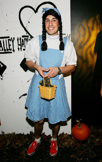 62. Celebrity Halloween costume