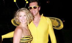 Celebrity Halloween costume