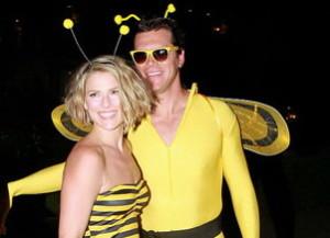 Celebrities' Halloween looks