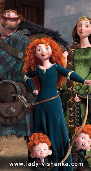 Halloween costume - Merida - 14 ideas