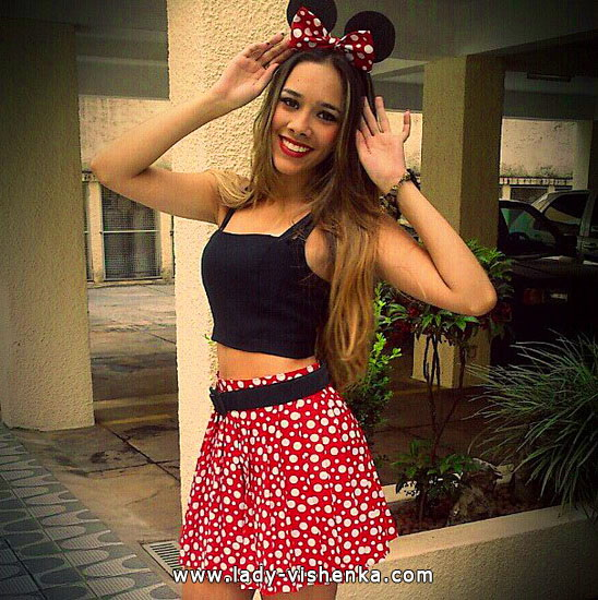 Minnie Mouse Costume - adult