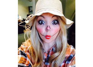 Scarecrow - Halloween costume