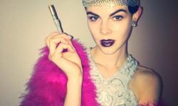 Model Ruby Jean Wilson