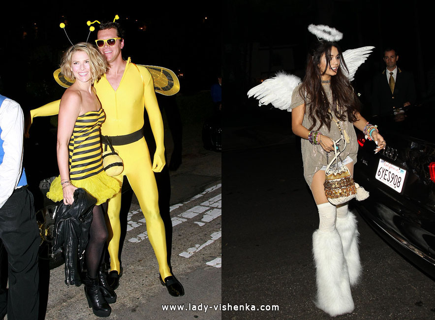 Bee and Angel Costumes