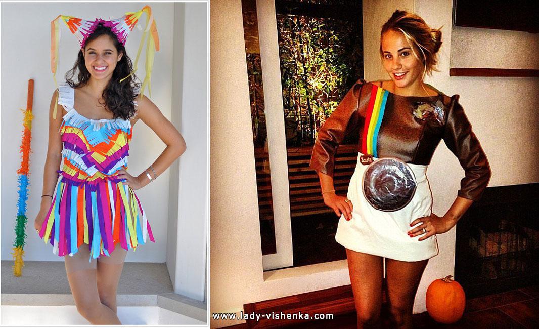 Piñata and Instagram Costumes