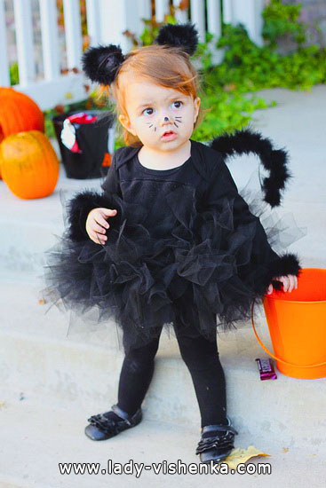 1. Halloween costumes for kids / girls (1-3 years)
