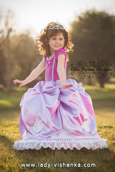 Halloween costumes for kids / girls - Princess