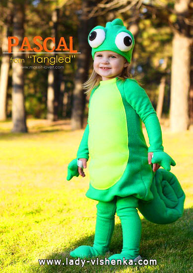 4. Halloween costumes for kids / girls (1-3 years)