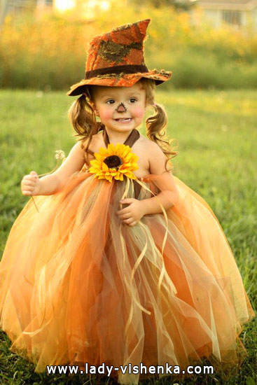 5. Halloween costumes for kids / girls (1-3 years)