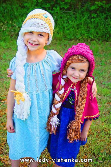 8. Halloween costumes for kids / girls (1-3 years)