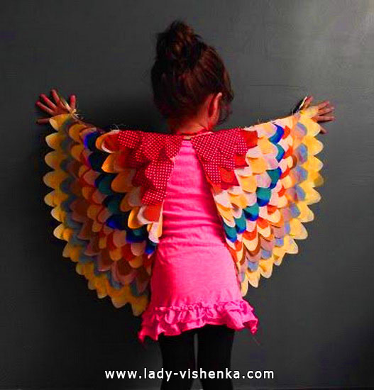 9. Halloween costumes for kids / girls (1-3 years)