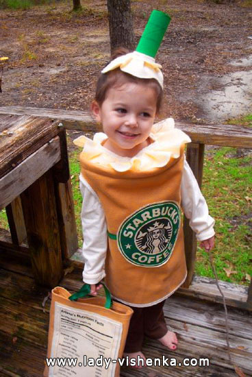 14. Halloween costumes for kids / girls (1-3 years)