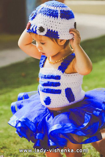 20. Halloween costumes for kids / girls (1-3 years)