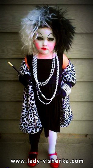 21. Halloween costumes for kids / girls (1-3 years)