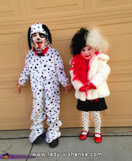 22. Halloween costumes for kids / girls (1-3 years)