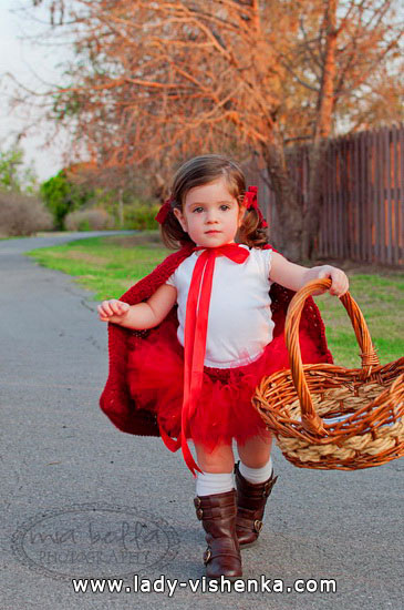 30. Halloween costumes for kids / girls (1-3 years)