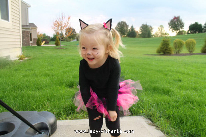 32. Halloween costumes for kids / girls (1-3 years)