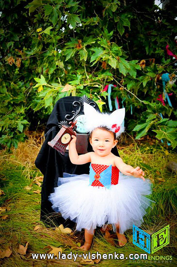 34. Halloween costumes for kids / girls (1-3 years)
